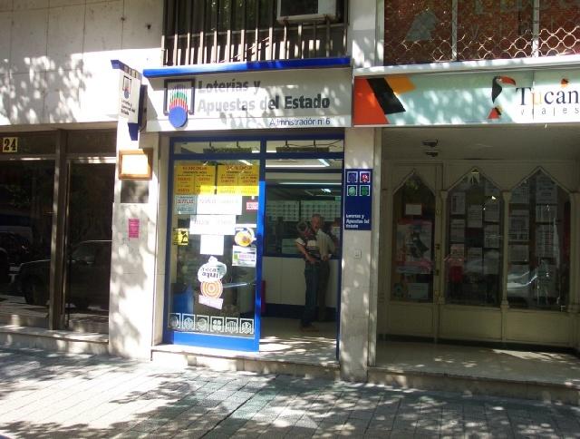 Un boleto de El Gordo de la Primitiva sellado en Palencia ha obtenido un premio de 45.000 euros