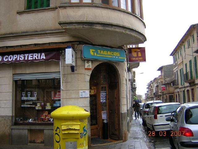 Un acertante gana en Lluchmayor  44.000 euros en La Bonoloto