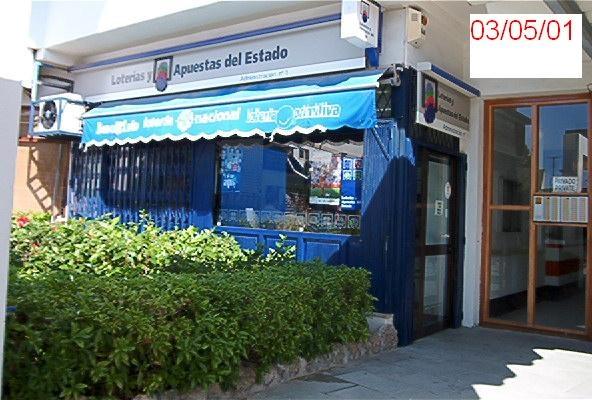 Un acertante de La Bonoloto gana en Santa PonÇa 28.000 euros