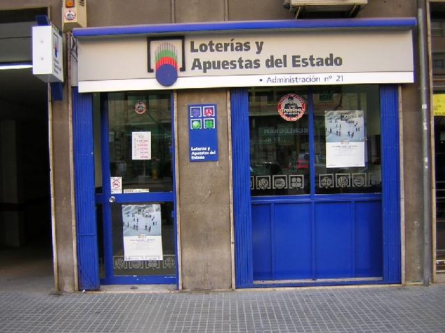 Palma De Mallorca reparte 148.000 euros del segundo premio de La Bonoloto