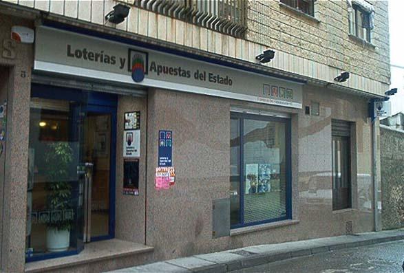 La localidad de Guijuelo ha sigo agraciada con el segundo premio de La Bonoloto.