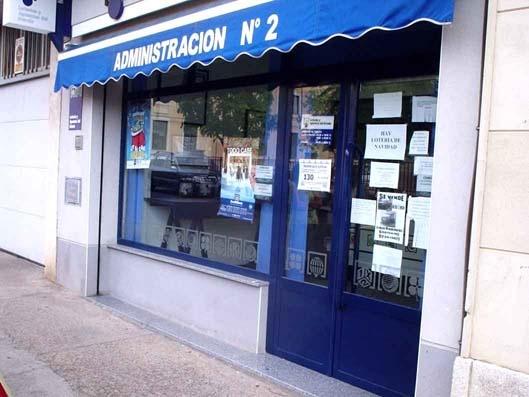 Ciudad Rodrigo reparte 42.000 euros del segundo premio de La Bonoloto