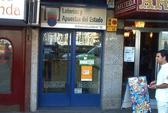 La Bonoloto deja un premio de segunda categoría de 93.000 euros en Salamanca