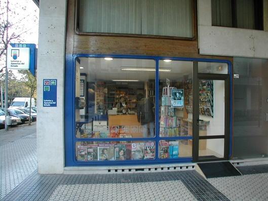 La Bonoloto deja un buen pellizco en San Sebastian