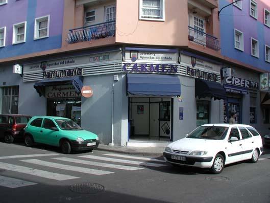 El Euromillones reparte 180.000 euros en San Cristóbal De La Laguna