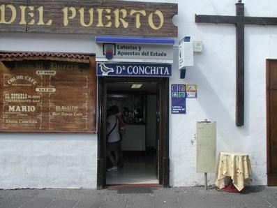 El primer premio de   La Primitiva cae en Puerto De La Cruz