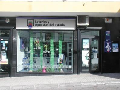 Un boleto de La Bonoloto deja  8.000 euros en Guía De Isora