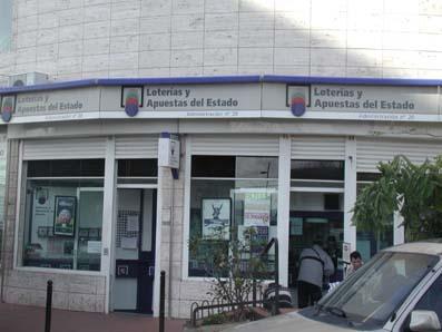 La Primitiva deja un premio de segunda categoría de 1.385.000 euros en Santa Cruz De Tenerife
