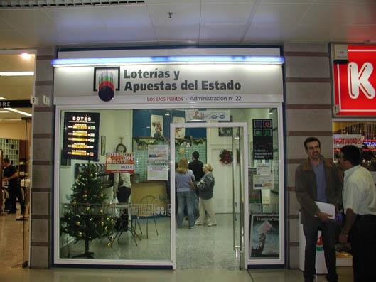 El segundo premio de El Euromillones deja 2.288.000 euros en Santa Cruz De Tenerife