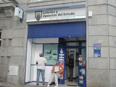 Vendido en Santa Cruz De Tenerife el primer premio de La Primitiva, dotado con 528.000 euros