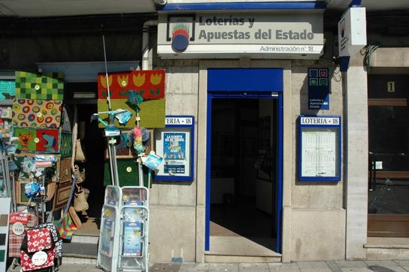 Vendido en Santander el segundo premio de La Bonoloto, dotado con 36.000 euros