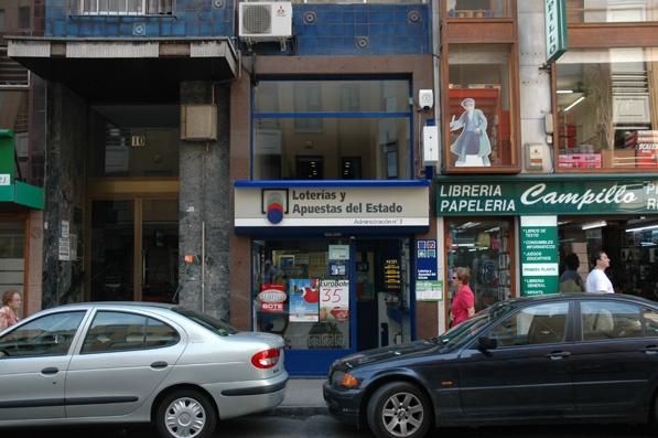 Sorteo de La Bonoloto del  3 de febrero: el primer premio cae en Torrelavega