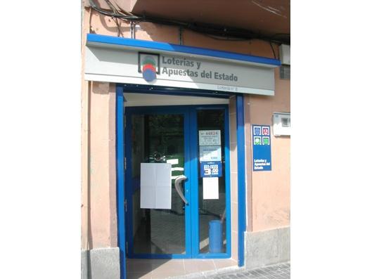 Un boleto de La Bonoloto validado en Segovia resulta agraciado con 579.000 euros