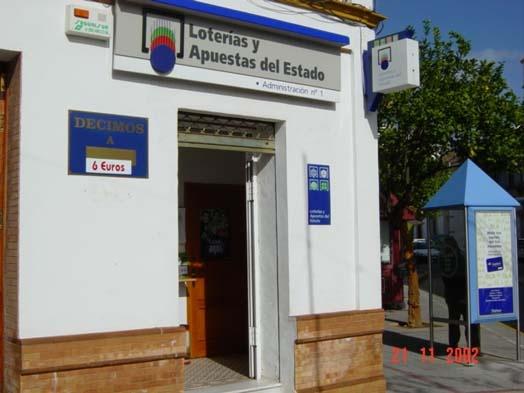 Pilas agraciada con 113.000 euros de La Bonoloto