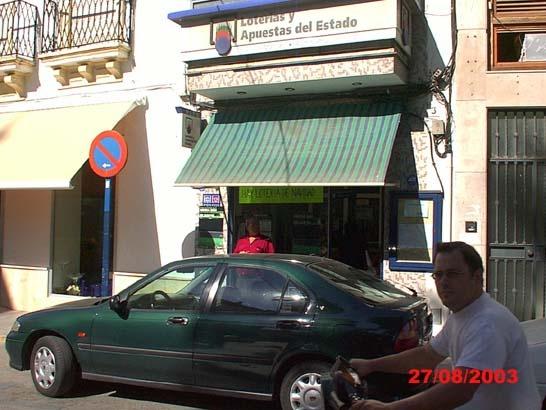 La Primitiva deja mas de 651.000 euros en Lebrija (Sevilla)