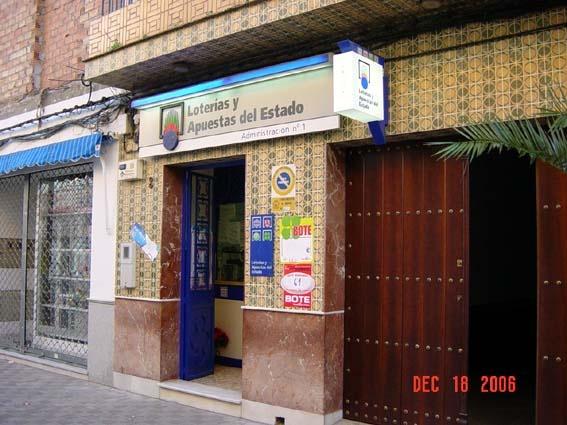 El segundo premio de La Bonoloto, vendido en Brenes (Sevilla)