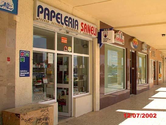 Vendido en Sevilla el segundo premio de La Bonoloto, dotado con 50.000 euros