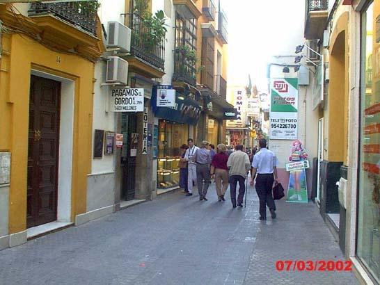 Vendido en Sevilla el segundo premio de La Bonoloto