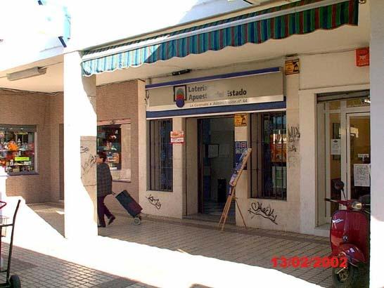La Bonoloto de este Martes reparte 107.000 euros en Sevilla