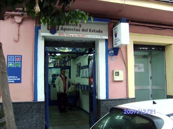 La Primitiva deja un buen pellizco en Sevilla