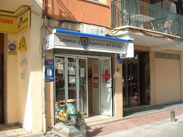 Un boleto de La Bonoloto sellado en Calafell ha obtenido un premio de 13.000 euros