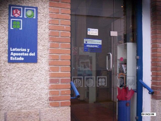 La Bonoloto deja un premio de segunda categoría en la localidad de Escalona