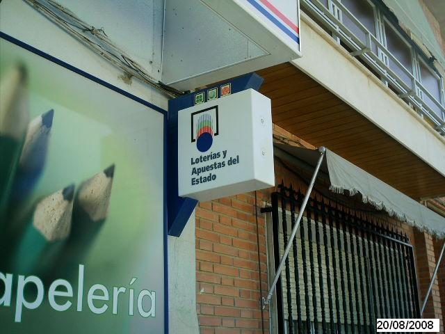 La Bonoloto. El segundo premio deja  57.000 euros en La Puebla De Almoradiel