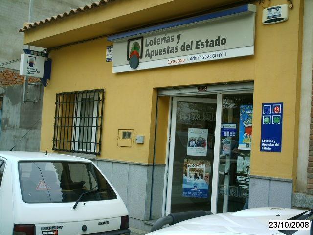 La Bonoloto deja mas de 75.000 euros en Consuegra (Toledo)
