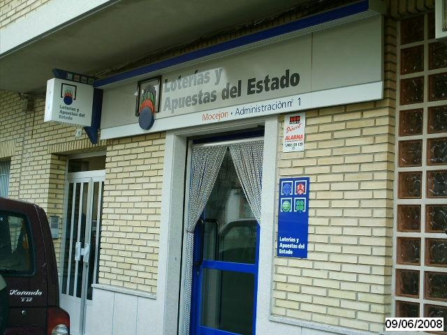 El sorteo de  La Bonoloto deja en Mocejón un segundo premio dotado con 54.000 euros