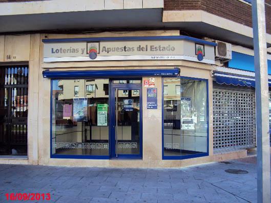 El segundo premio de La Bonoloto toca en Almendralejo