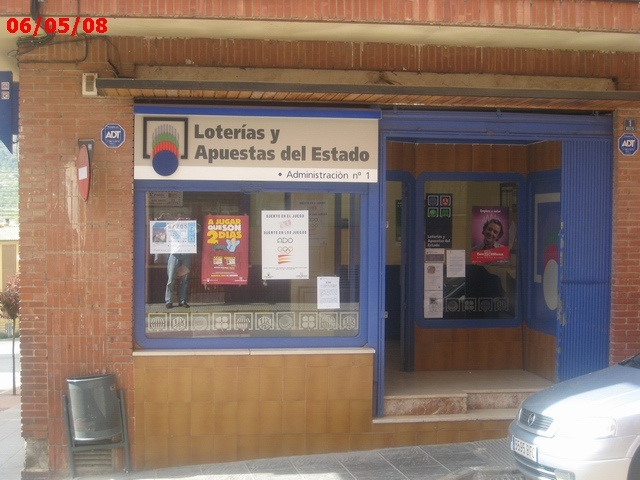 Un acertante de La Bonoloto gana en Bocairent 71.000 euros