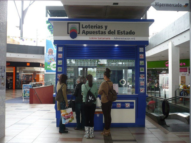 Un boleto de El Euromillones validado en Xátiva resulta agraciado con 110.000 euros