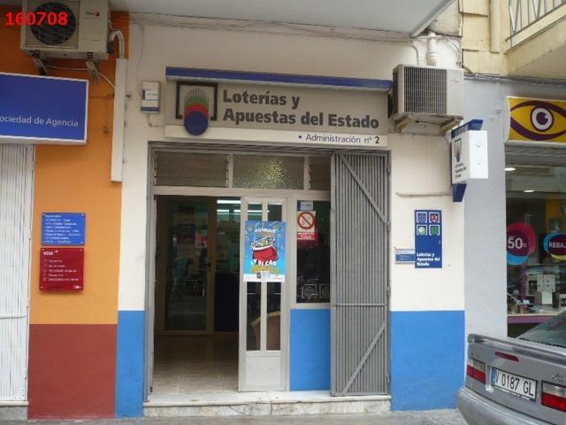 La Bonoloto deja un premio de primera categoría de 2.344.000 euros en Alberic