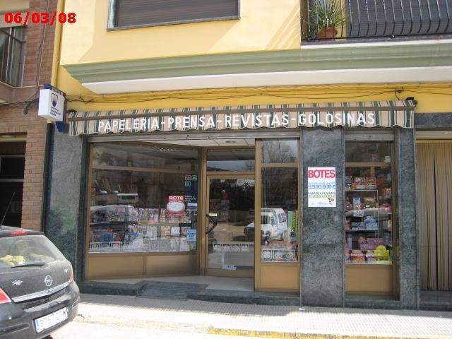 El segundo premio de La Bonoloto se ha vendido en Ayora