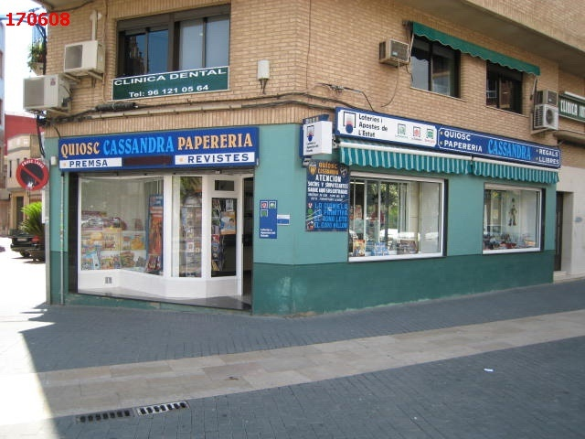 El segundo premio de El Euromillones, vendido en Silla (Valencia)