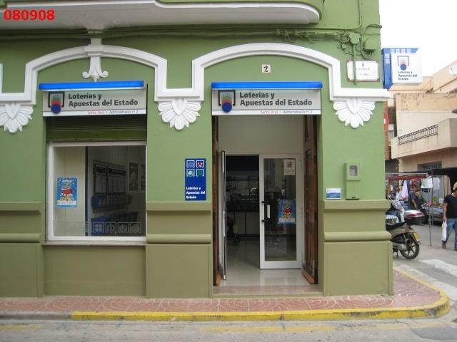 La Bonoloto reparte 54.000 euros en Albal
