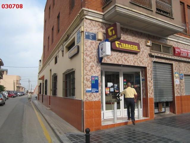 Un acertante gana en Pinedo  107.000 euros en La Bonoloto