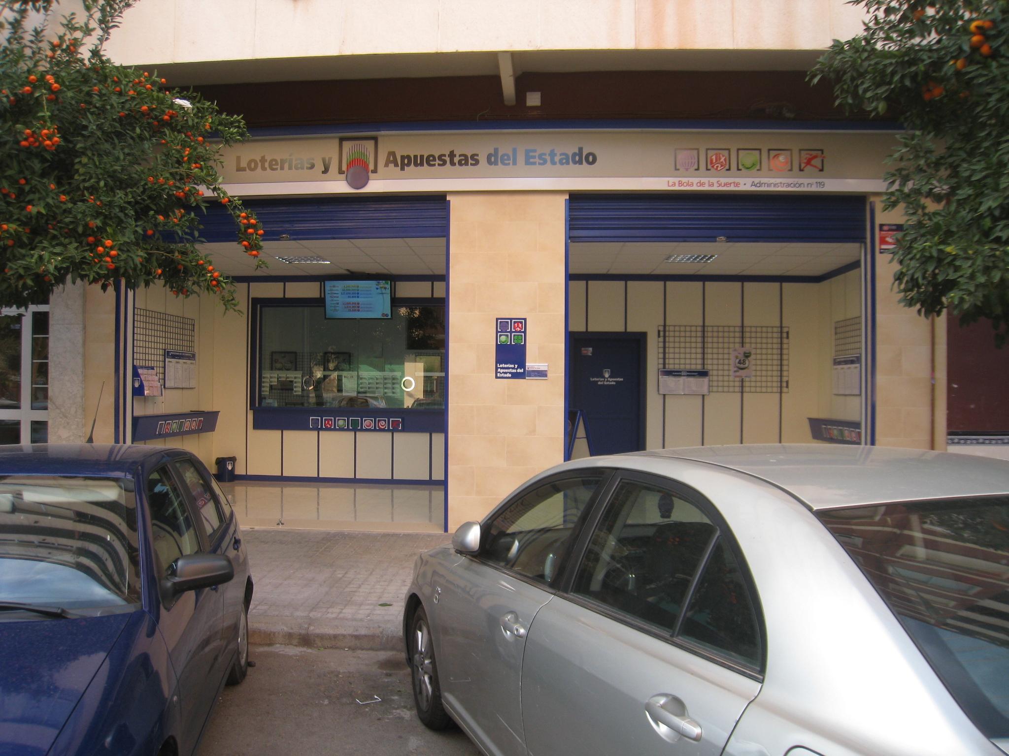 El Euromillón del Viernes envía 209.000 de euros a Valencia por un boleto acertado