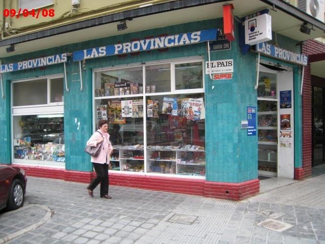 Un acertante gana en Valencia  84.000 euros en El Gordo de la Primitiva