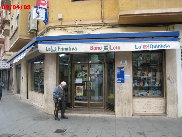 La Bonoloto deja en Valencia un premio de segunda categoría dotado con 85.000 euros