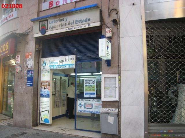 Valencia, agraciada con el segundo premio de La Bonoloto