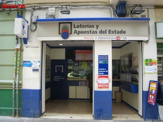 El segundo premio de El Euromillones se ha vendido en Valencia