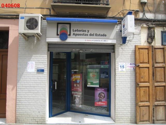 La Bonoloto deja un acertante de segunda categoría en Valencia este Jueves
