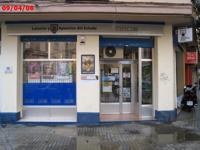 La Bonoloto reparte 12.000 euros en Valencia