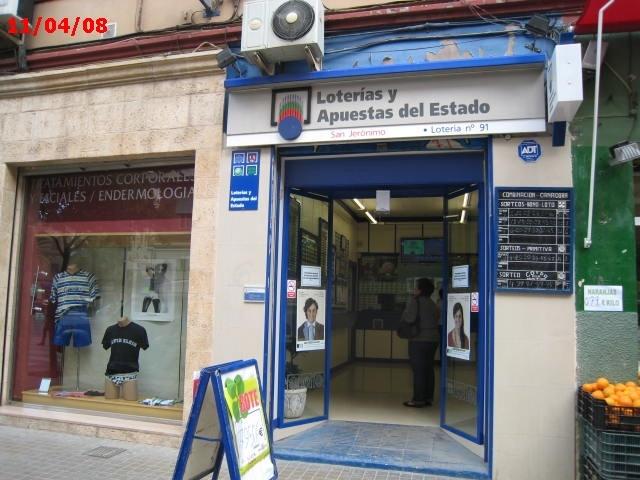 El segundo premio de La Bonoloto se ha vendido en Valencia