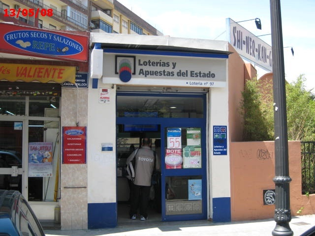 La Bonoloto deja un buen pellizco en Valencia