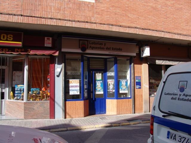 El segundo premio de El Euromillones, vendido en Tudela De Duero (Valladolid)