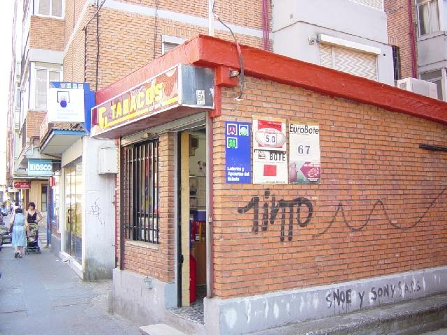 Un boleto de La Bonoloto deja  27.000 euros en Valladolid