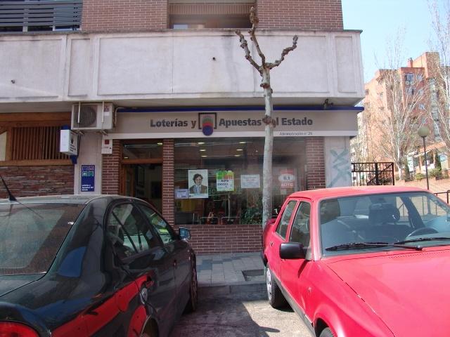 El primer premio de   El Euromillones cae en Valladolid