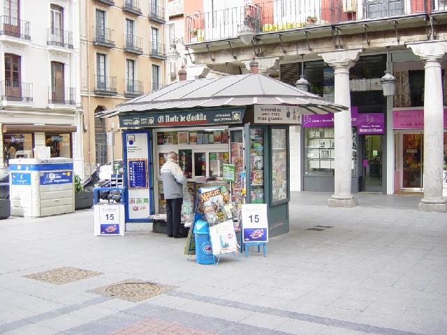 Valladolid, agraciada con el segundo premio de La Bonoloto